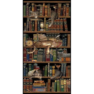 Fine Art Tapestries Classical Tails Large Tapestry