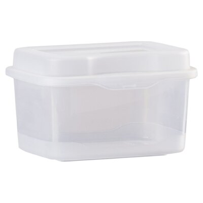Sterilite Micro Flip Top Storage Box