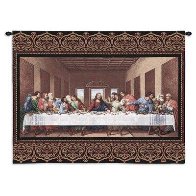 Pure Country Weavers The Last Supper II by Leonardo Da Vinci Tapestry