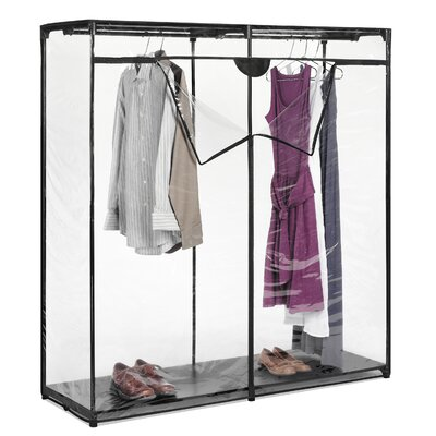 Whitmor, Inc Extra Wide Clothes Closet