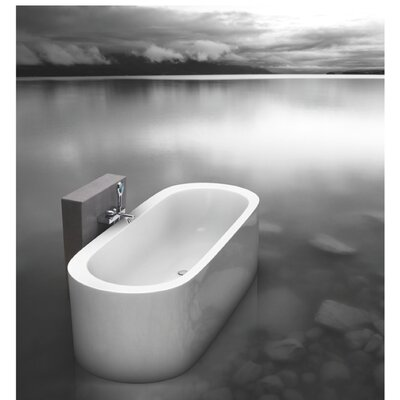"Istanbul 74.75"" x 35.5"" Soaking Bathtub Product Photo"