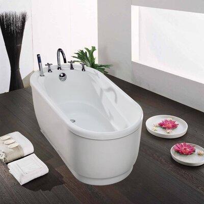Aquatica Aquatica Purescape 028 Freestanding Acrylic Bathtub