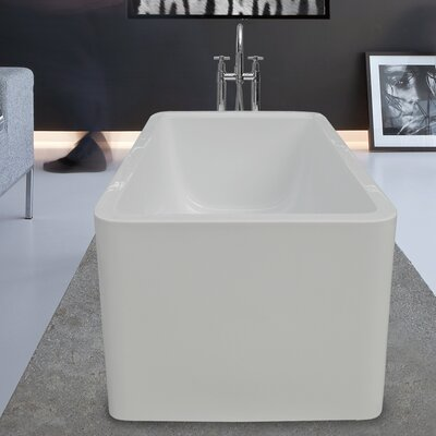 "PureScape 55"" x 30"" Soaking Bathtub Product Photo"