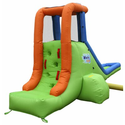 Inflatable Single Water Slide Product Photo