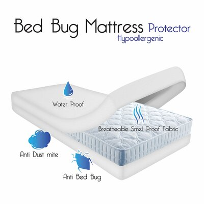 Remedy Bed Bug And Dust Mite Mattress Protector Amp Reviews