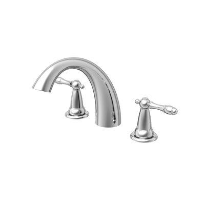 Varese Double Handle Deck Mount Roman Tub Faucet Trim Product Photo