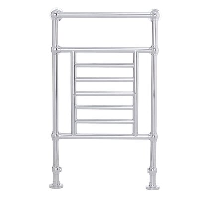 Isis Floor Mount / Wall Mount Hydronic/ ElectricTowel Warmer by Artos