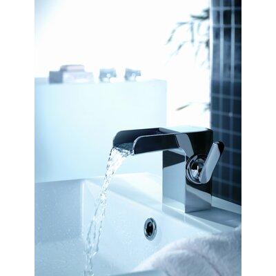 Artos Kascade Single Hole Waterfall Bathroom Sink Faucet with Single Handle