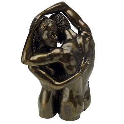 Design Toscano Passions Partner Romantic Lovers Figurine
