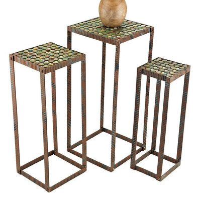 3 Piece Nesting Tables by Design Toscano