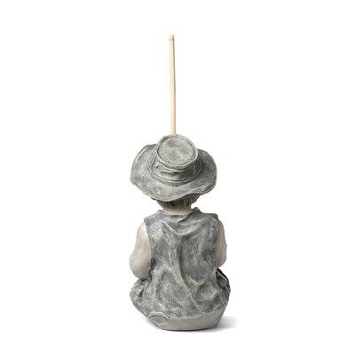 Design Toscano Frederic The Little Fisherman of Avignon Statue