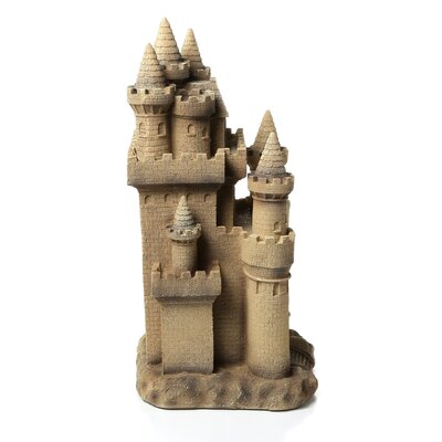 Design Toscano Castle by The Sea Statue