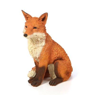 Design Toscano Simon The Fox Garden Statue