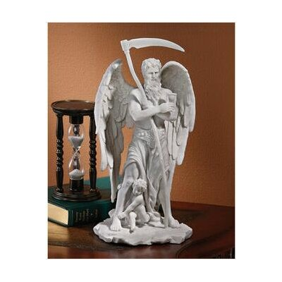 Design toscano chronos god of time marble resin statue reviews wayfair - Statue resine design ...
