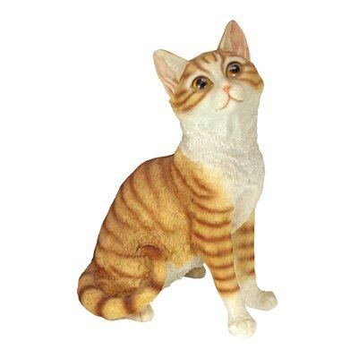 Purr-fect Kitten Cat Statue by Design Toscano