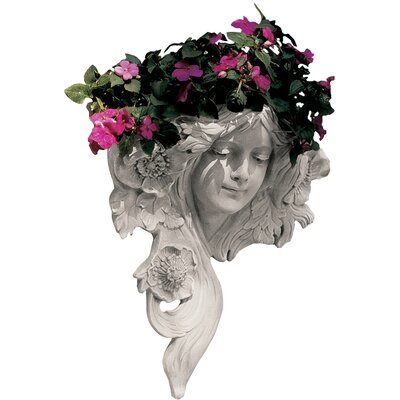 Le Printemps and Le Etoile French Greenmen Wall Decor by Design Toscano