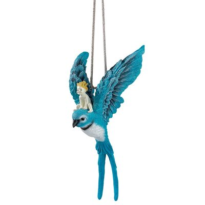 Thumbelina Garden Statue with Hanging by Design Toscano