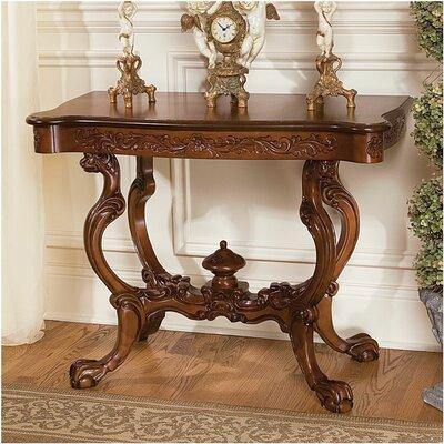 Design Toscano Topsham Manor Console Table