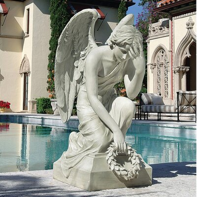 Divine Memories Angel Statue by Design Toscano