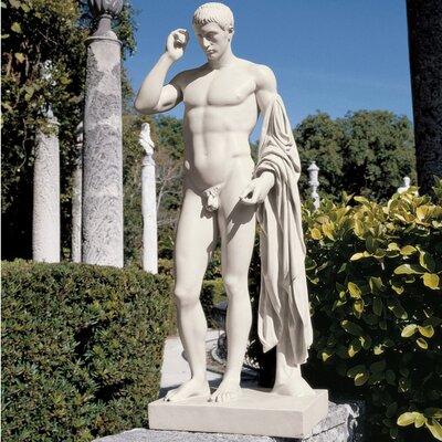 Marcellus Statue by Design Toscano