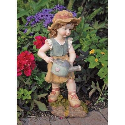 Design Toscano Farmer Fanny Statue
