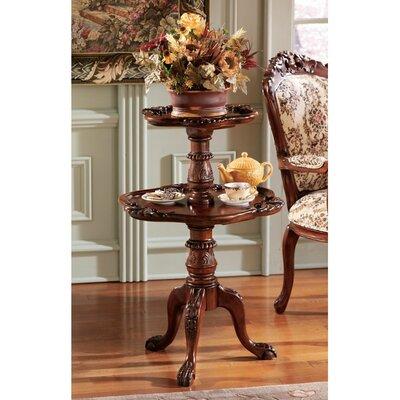 Design Toscano Westingham Tea End Table