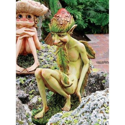 Design Toscano Theodor The Garden Troll Statue