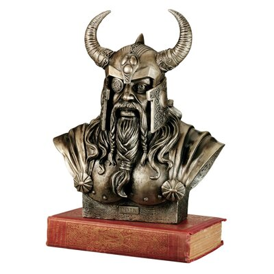 Design Toscano Pantheon of Norse Divinities Odin Bust