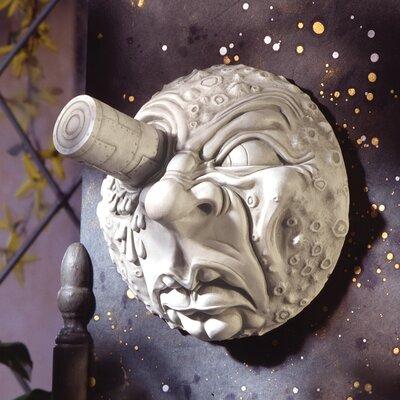 Design Toscano Trip to the Moon Wall Décor