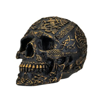 Passage of Life Skull Sculpture by Design Toscano