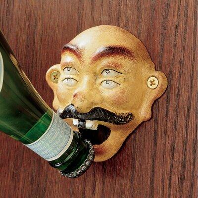 Design Toscano 4-Eyed Drunken Sailor Bottle Opener