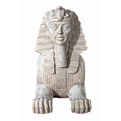 Grand Stone Egyptian Sphinx Statue by Design Toscano