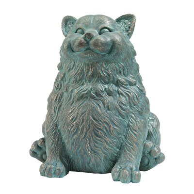 Phat Cat Statue by Design Toscano