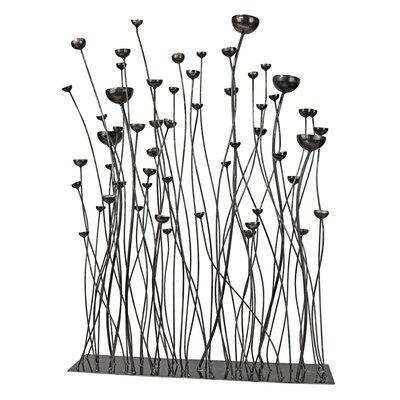 Prairie Grasses Sculpture by Design Toscano