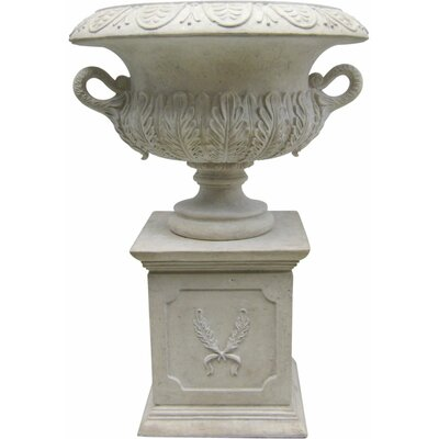 Design Toscano Grande Round Urn Planter