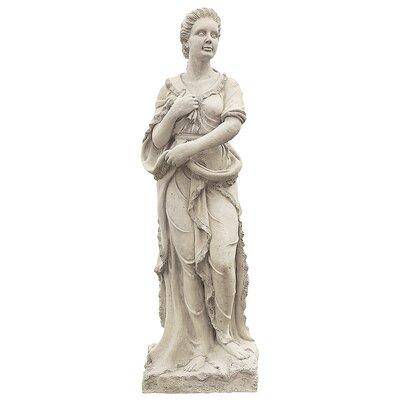 Design Toscano Goddesses of the Four Seasons Winter Statue