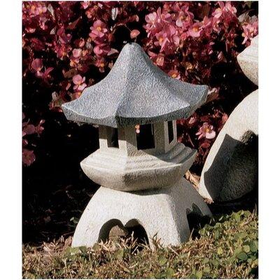 Design Toscano Pagoda Lantern Statue