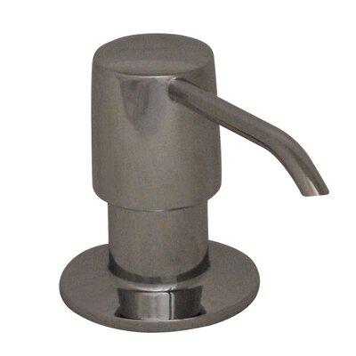 "Whitehaus Collection Solid Brass 2"" Soap Dispenser"