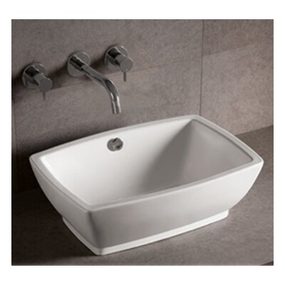 Whitehaus Collection Isabella Single Bowl Bathroom Sink