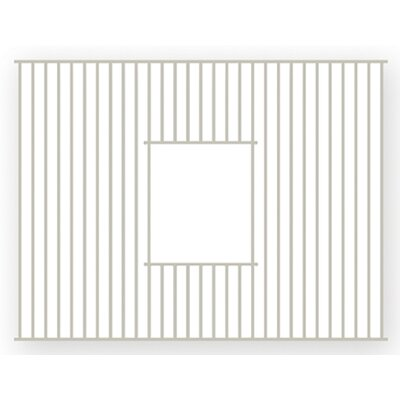 "Whitehaus Collection Farmhaus Fireclay 22"" x 15"" Rectangular Sink Grid"