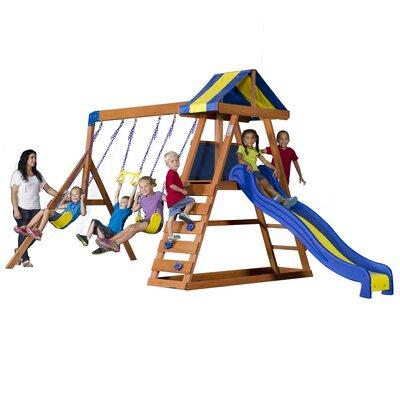 Dayton All Cedar Swing Set Product Photo