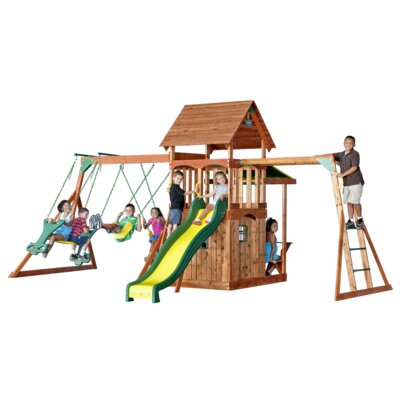 Saratoga Swing Set Product Photo