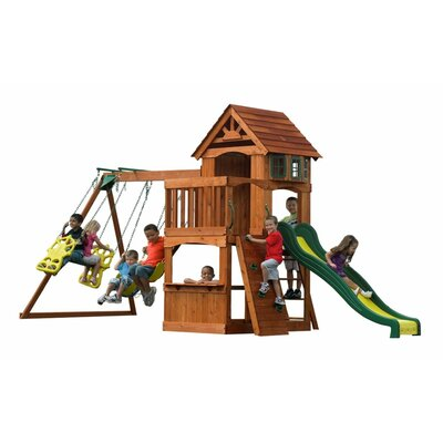 Atlantis Swing Set Product Photo