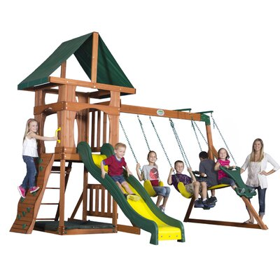 Santa Fe Swing Set Product Photo