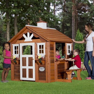Summer Cottage Playhouse Product Photo