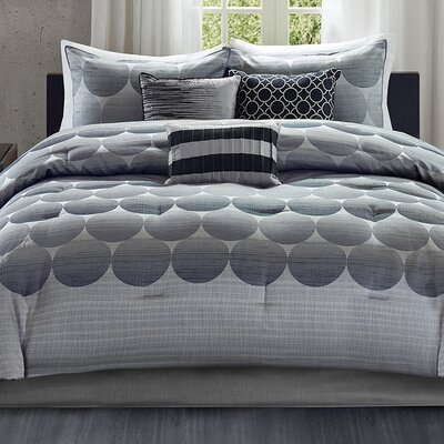 Rocklin 7 Piece Comforter Set by Madison Park