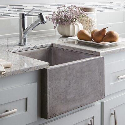 "Ventana 15"" x 15"" Stone Bar & Prep Kitchen Sink Product Photo"