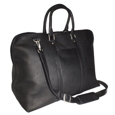 Genuine Leather Vaquetta Lightweight Carryon 25 Inch Duffel Bag by Royce Leather