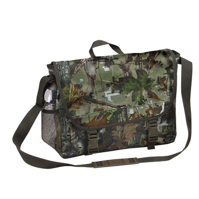 Camouflage Messenger Bag by Preferred Nation
