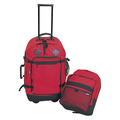 "Preferred Nation Outdoor Gear 24.5"" Wheels Travel Pack"